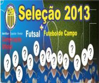 Primeira Convocação Oficial Seleção Sub-13 ...