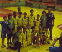 Sub-11 busca vaga nas semifinais do Mineiro 2012