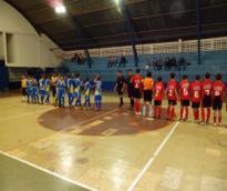 Sub-13 estreia no returno do Mineiro de Futsal ...