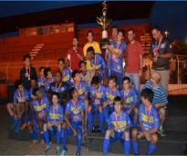 Infantil é Vice campeão Regional
