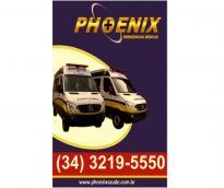 Inter de Minas e Phoenix Emergências Médicas ...
