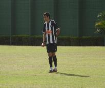 Rafael Batista defenderá o Galo na temporada 2013