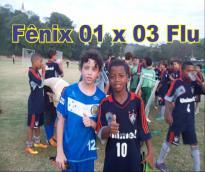 Fênix realiza amistoso contra Fluminense no Ri...
